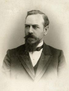 Портрет Е.А.Зубчанинова