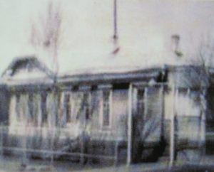 Первое здание больницы (амбулатория). Зубчаниновка, Самара.