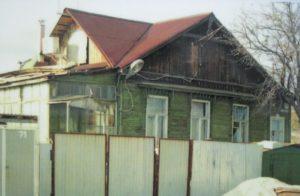 Бывший дом Богуславского.