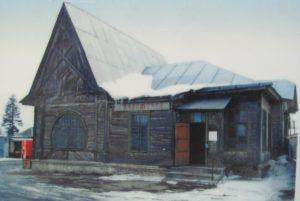 Дом Ольшанского, Зубчаниновка, Самара.