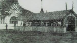 Старый рынок Зубчаниновки.