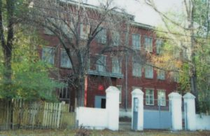 Школа 147 в Зубчаниновке.