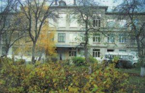 Школа 71 в Зубчаниновке.