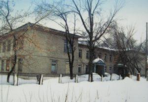Поликлиника на Ученической, Самара.