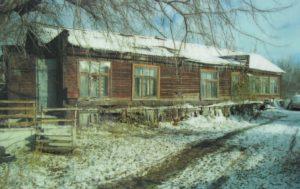 Бывший филиал школы №34 на ул.Бугурусланской, Самара.