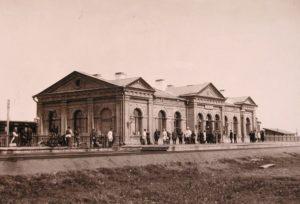 Станция Кинель СЗЖД.