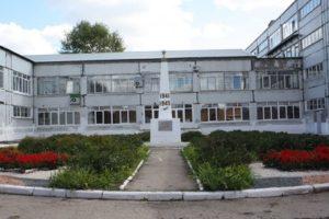 Школа 34 в Зубчаниновке