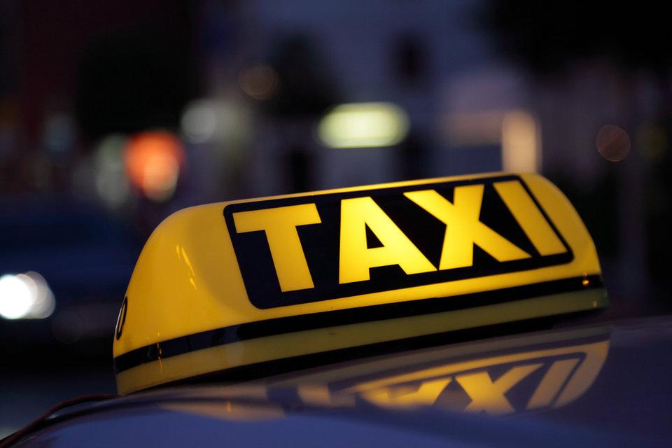 Иллюстрация - такси. Зубчаниновка.
